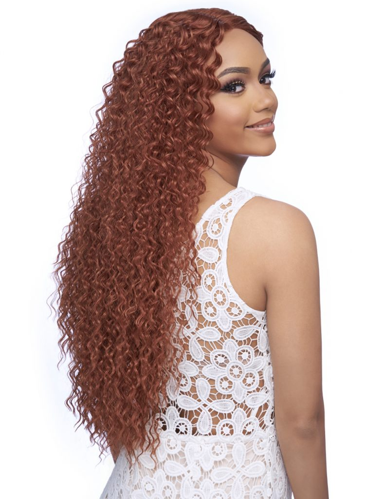 Harlem 125 Ultra HD Synthetic Hair Lace Wig LH007