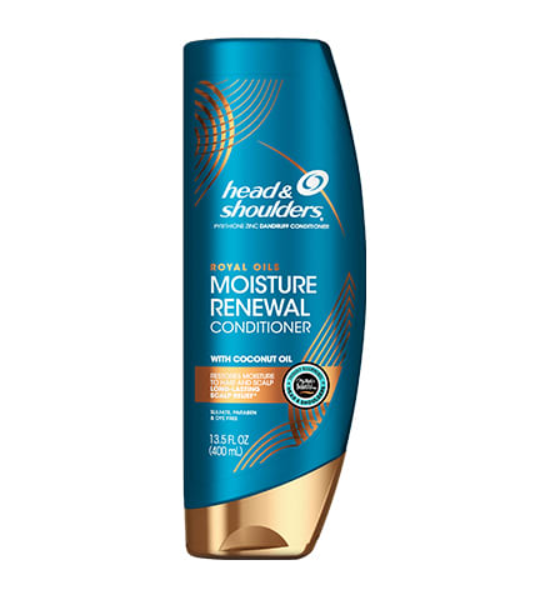 Head & Shoulders Royal Oils Moisture Renewal Conditioner 13.5oz