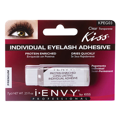 I Envy By Kiss Individual Eyelash Adhesive Clear