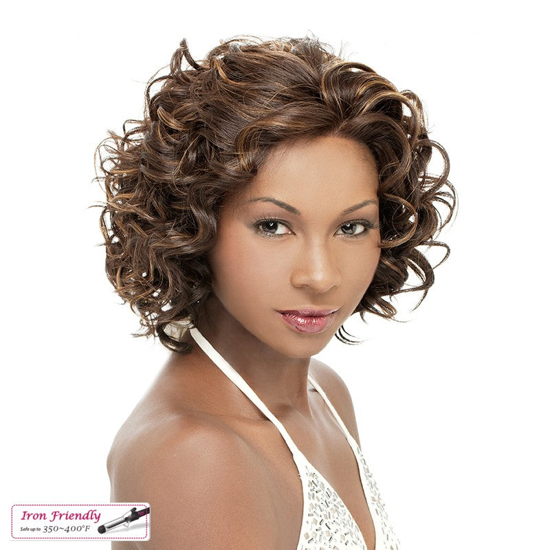 It's A Wig! Premium Synthetic Lace Front Wig Lace Tina