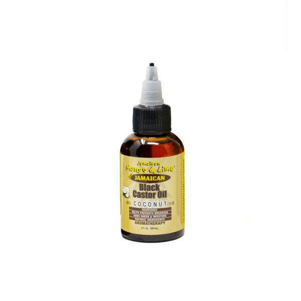 Jamaican Mango & Lime Jamaican Black Castor Oil Coconut 2oz