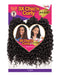 Janet Collection 3X Chic N Curly Dominican Curl 10""