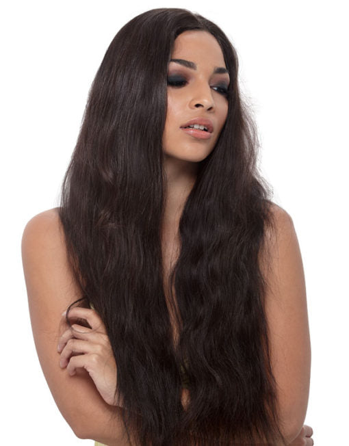 Janet Collection Brazilian Bundle Hair Bombshell 100% Natural Remy Human Hair Natural Weave 6Pcs
