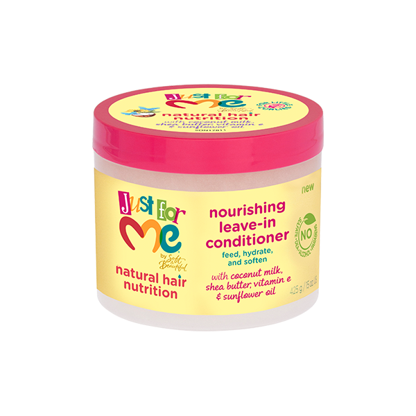 Just For Me Natural Hair Nutrition Nourishing Leave-In Conditioner 15oz