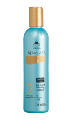KeraCare Dry & Itchy Scalp Anti-Dandruff Moisturizing Conditioner 8oz