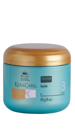 KeraCare Dry & Itchy Scalp Glossifier 4oz