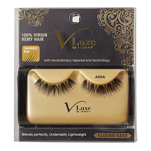 V-Luxe by I Envy Asha 100% Virgin Remy Hair Eyelashes