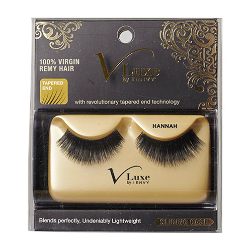 V-Luxe by I Envy Hannah 100% Virgin Remy Hair Eyelashes