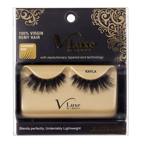 V-Luxe by I Envy Kayla 100% Virgin Remy Hair Eyelashes