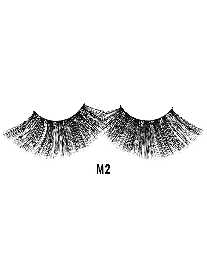Laflare 3D Max Volume 25mm Faux Mink Eyelashes