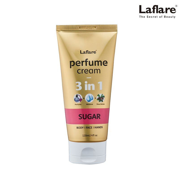 Laflare 3 In 1 Perfume Cream Sugar 4oz