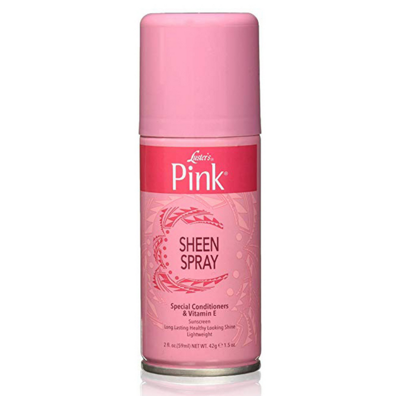 Luster's Pink Sheen Spray