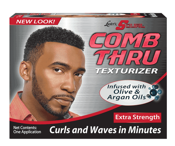 Luster's SCurl Comb Thru Texturizer Extra Strength 1 Application