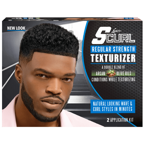 Luster's SCurl Texturizer Regular Strength 2 Applications