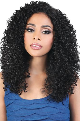 Motown Tress Aqua 10A Wet & Wavy 100% Unprocessed Virgin Brazilian Human Hair Bohemian Curl 3 Pack