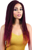 "Motown Tress Quick N Easy Spetra Pre-Stretched Braid 26""X3"