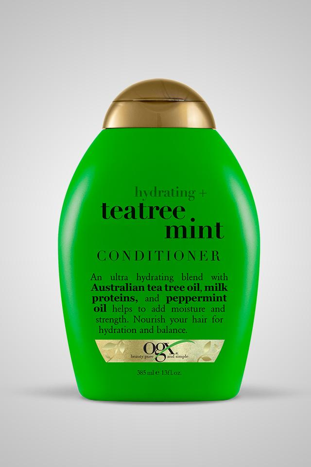 OGX Hydrating + Teatree Mint Conditioner 13oz