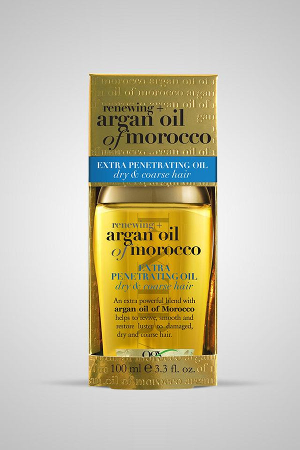 OGX Renewing + Argan Oil Of Morocco Extra Penetrating Oil 3.3oz