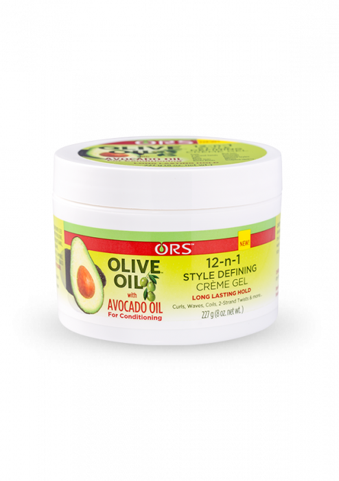 ORS Olive Oil 12-N-1 Style Defining Creme Gel 8oz