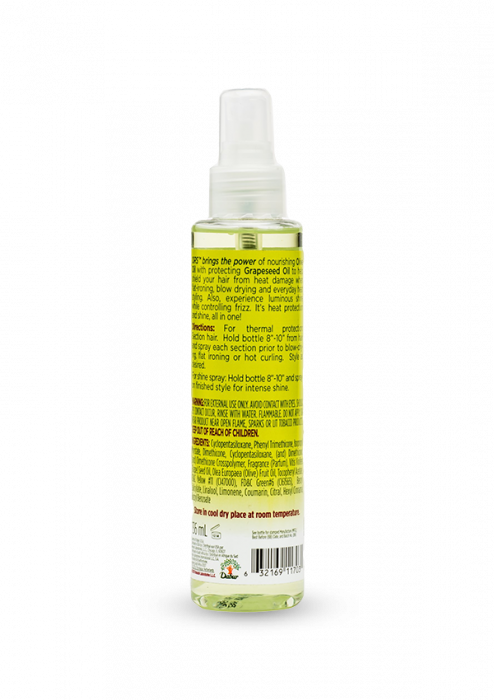 ORS Olive Oil 2-N-1 Heat Defense & Shine Mist 4.6oz
