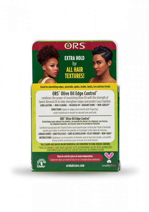 ORS Olive Oil Edge Control Hair Gel 2.25oz