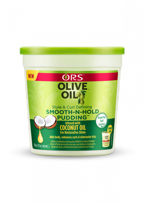ORS Olive Oil Style & Curl Defining Smooth-N-Hold Pudding 13oz