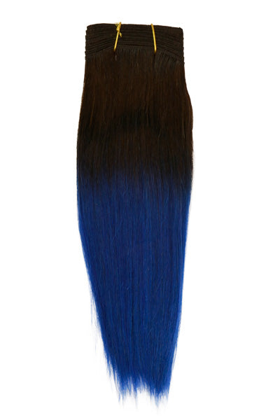 Onyx Essence Yaki Human Hair Weave 20""