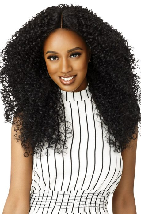 Outre Big Beautiful Hair Synthetic Hair Lace Front Wig 3A Bombshell Bounce