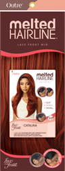 Outre Melted Hairline Lace Front Synthetic Hair Wig Catalina