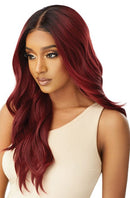 Outre Melted Hairline Lace Front Synthetic Hair Wig Natalia