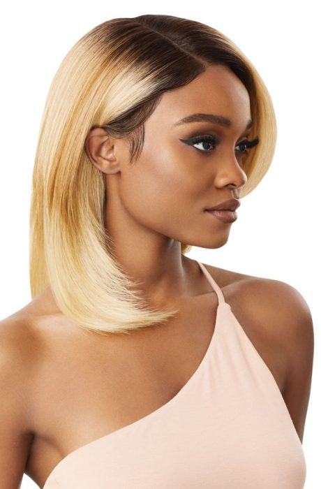 Outre Melted Hairline Lace Front Synthetic Hair Wig Sabrina