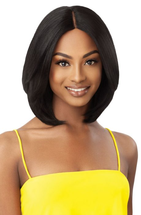 Outre The Daily Wig Salon Blowout Synthetic Hair Lace Part Wig Rowena