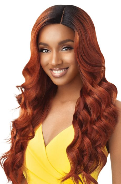 Outre The Daily Wig Synthetic Hair Lace Part Wig Kamala