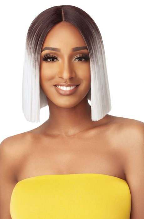 Outre The Daily Wig Synthetic Hair Lace Part Wig Mikayla