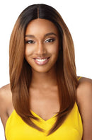 Outre The Daily Wig Synthetic Hair Lace Part Wig Moira