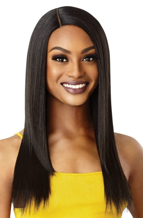 Outre The Daily Wig Synthetic Hair Lace Part Wig Blake
