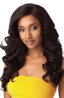 Outre The Daily Wig Synthetic Hair Lace Part Wig Samara