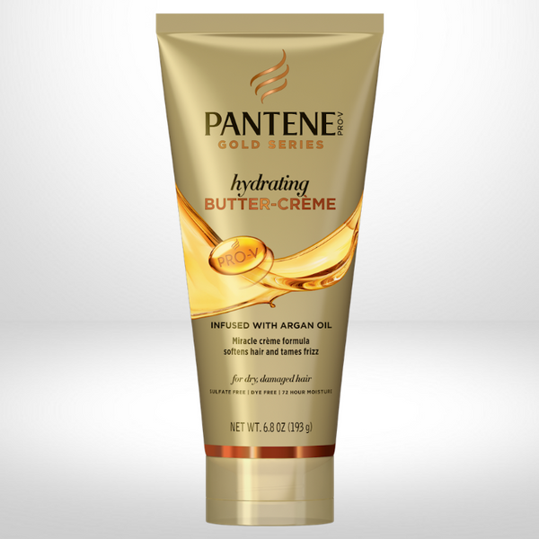 Pantene Pro-V Gold Series Hydrating Butter-Creme 6.8oz