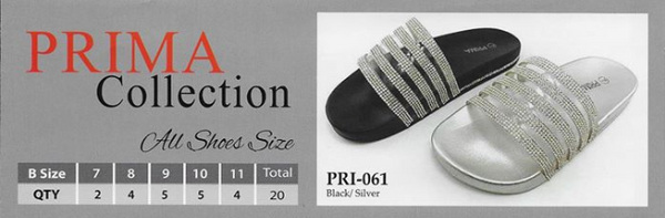 Prima Collection Slide Sandal PRI-061