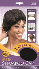 Qfitt Interlocking Mesh Shampoo Cap