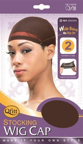 Qfitt Stocking Wig Cap
