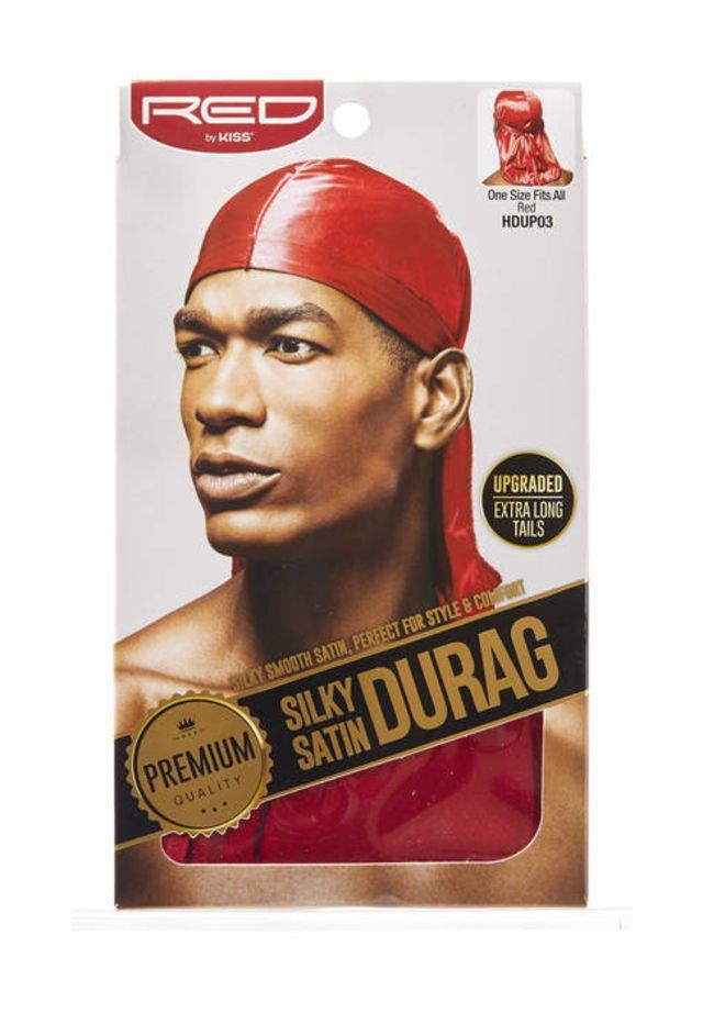 Red By Kiss Silky Satin Durag