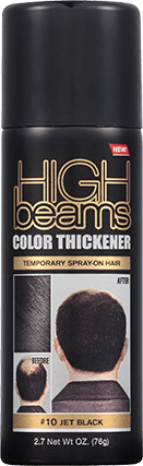 Salon Grafix High Beams Color Thickener Temporary Spray-On Hair Thickener 2.7oz