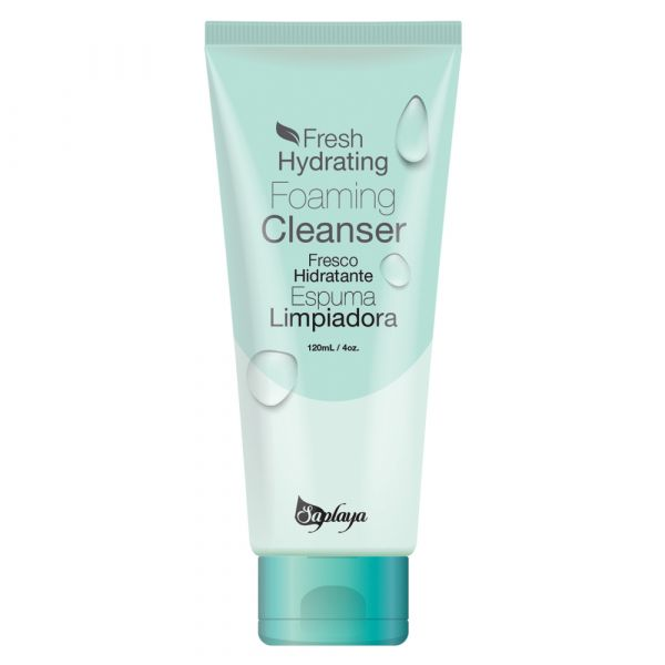 Saplaya Fresh Hydrating Foaming Cleanser 4oz