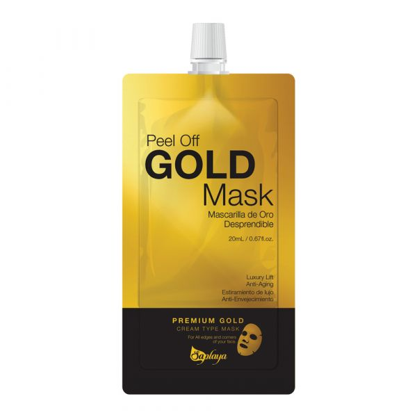 Saplaya Peel Off Gold Mask