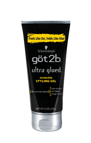 Schwarzkopf Got2b Ultra Glued Invincible Styling Gel