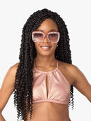 Sensationnel Lulutress Synthetic Hair Crochet Passion Twist 24""