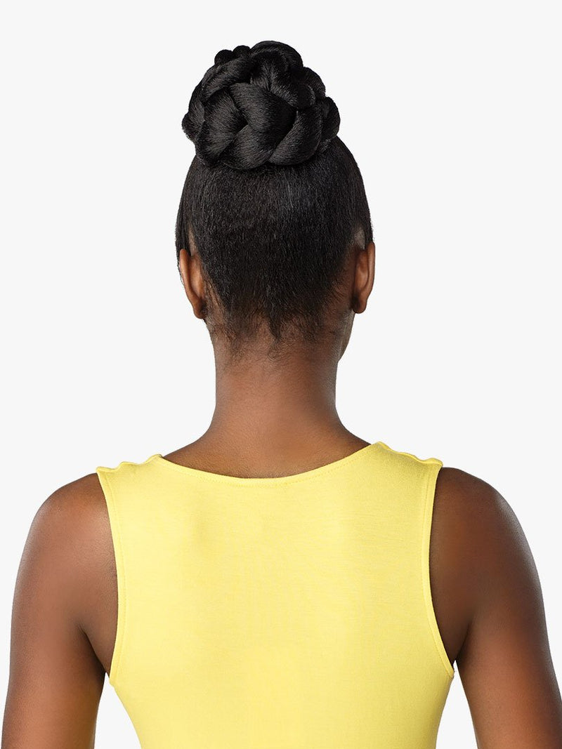 Sensationnel Synthetic Hair Instant Bun With Bangs Gia