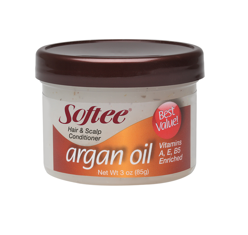 Softee Argan Oil Hair & Scalp Conditioner