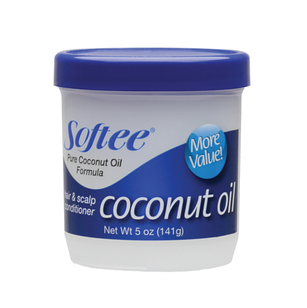 Softee Coconut Oil Hair & Scalp Conditioner